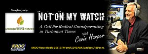 not-on-our-watch-radio-progran-banner