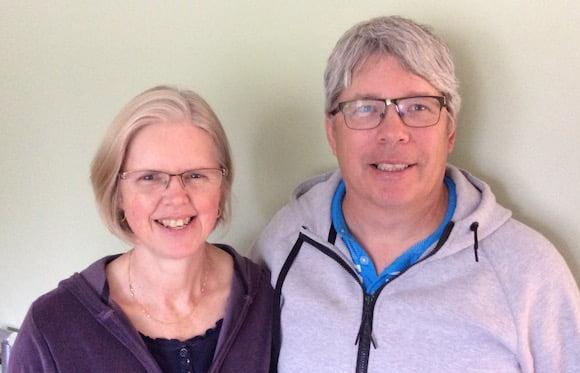David and Janice Kerr