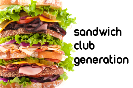 Grandparents and the Sandwich Club