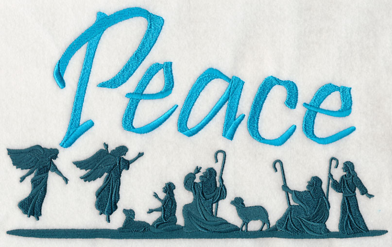 Don't Miss the Peace!