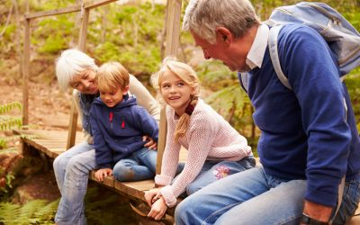 Four Ways to Prepare Your Grandchildren for Adulthood