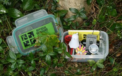 The Gospel and Geocaching